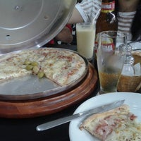 Photo taken at Pizzaria Tutty by Danilo T. on 12/20/2013