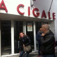 Photo prise au La Cigale par Alex G. le11/3/2012