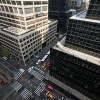 Photo taken at DoubleTree by Hilton Hotel Metropolitan - New York City by Bryan F. on 11/4/2017