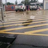 Photo taken at STL3 vehicle inspection station by Faizal F. on 8/5/2016