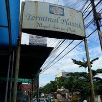 Photo taken at Terminal Plastik by Edwin P. on 7/2/2013
