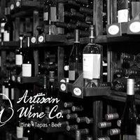Photo taken at Artisan Wine Company by Artisan on 5/6/2014
