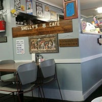 Photo taken at Shelly's Route 66 Cafe by Matt B. on 4/6/2016