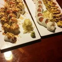 Photo taken at Thai Hana Restaurant & Sushi Bar by Sarah W. on 4/18/2016