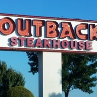 Photo taken at Outback Steakhouse by Christopher P. on 8/22/2017