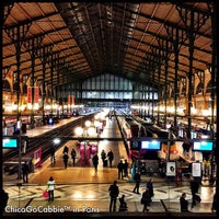 Photo taken at Ibis Gare du Nord - Lafayette by Chicago C. on 11/19/2014