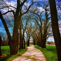 Photo taken at Lincolnwood Centennial Park by Rashid S. on 4/16/2015