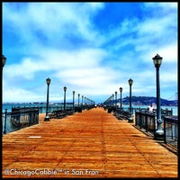 Photo taken at Pier 7 by Chicago C. on 5/10/2013