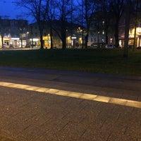 Photo taken at Platz der Freiheit by Elena F. on 11/1/2017