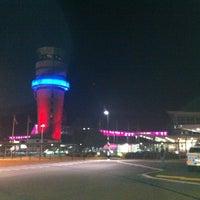 Photo taken at Gate 5 by Juan L. on 1/12/2013