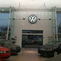 Photo taken at Volkswagen by Ignacio D. on 2/9/2013
