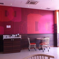 Photo taken at Dunkin' Donuts by moufaq k. on 5/24/2014