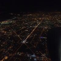 Photo taken at Рейс S7 38 Санкт-Петербург — Москва by Natasha Z. on 11/27/2014
