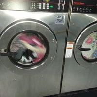 Photo taken at Celebrity Laundromat Cafe' by Jloh o. on 8/10/2014