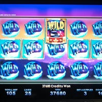 Photo taken at Oneida West Mason St. Casino by Craig W. on 2/28/2013
