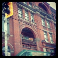 Photo taken at Gladstone Hotel by Tobin E. on 6/27/2013
