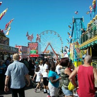 Photo taken at Florida State Fairgrounds by Lizzie C. on 2/8/2013