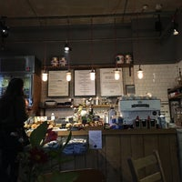 Photo taken at Bread and Milk by Luke H. on 12/20/2015