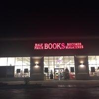 Photo taken at Half Price Books by Jesse M. on 11/20/2016