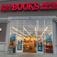 Photo taken at Half Price Books by Jesse M. on 4/16/2017