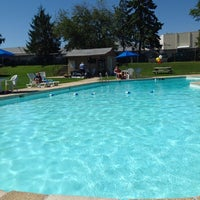 Photo taken at Governor Sproul Pool by Dave W. on 8/24/2013