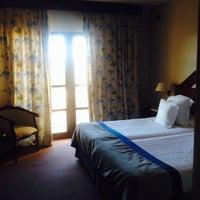 Photo taken at Hotel RL Ciudad De Ubeda by Salvatore G. on 11/28/2013