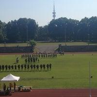 Photo taken at Dantestadion by Sebastian P. on 7/21/2013