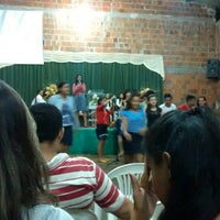 Photo taken at Igreja Assembleia de Deus Ministerio Fortaleza by Diego S. on 5/10/2014