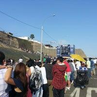 Photo taken at Bajada Bertolotto by Jose L. on 4/6/2014