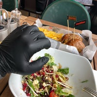 Photo prise au Nusr-Et Burger par G Ö K H A N Z. le5/5/2018