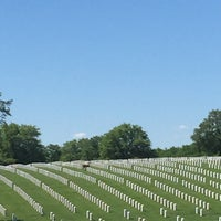 Photo taken at Wood National Cemetery by kindhiker D. on 6/8/2017
