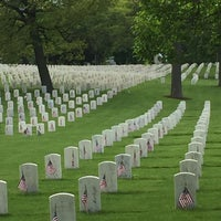 Photo taken at Wood National Cemetery by kindhiker D. on 5/26/2017