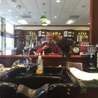 Photo taken at V's Barbershop by Bob W. on 7/7/2015