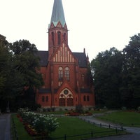 Das Foto wurde bei Ludwigkirchplatz von Patricia am 8/22/2013 aufgenommen
