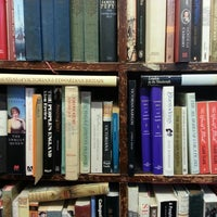 Photo taken at Osterley Bookshop by Erica B. on 9/29/2013