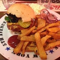 Photo taken at Le Fil Rouge Café by Laëtitia J. on 12/29/2013