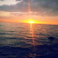 Photo taken at Viran şehit beach by Hasan on 4/7/2015