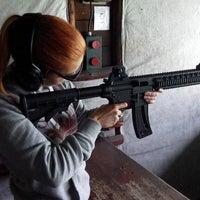 Photo taken at Magnum Shooting Range by Tarmo J. on 9/13/2014