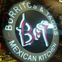 Photo taken at B&T Mexican Kitchen by Paul P. on 11/11/2012
