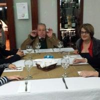 Photo taken at Restaurante Quinta Das Silveiras, Moreira Da Maia by Joaquim A. on 11/22/2014