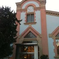 Photo taken at Biblioteca Central Xavier Amorós by Manel on 2/19/2014