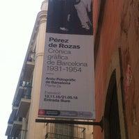 Foto tomada en Arxiu Fotogràfic de Barcelona por Manel el 3/2/2016