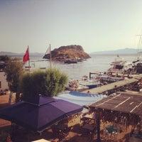 Photo taken at Liman Motel by Tonguç D. on 6/25/2014