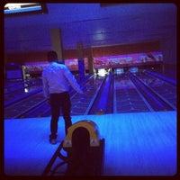 Photo taken at Gondolania Bowling by Byron Jay on 11/4/2013