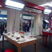 Photo taken at Vodafone by mali on 12/2/2014