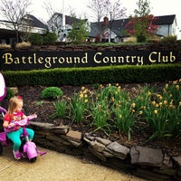 Photo taken at Battleground Country Club by Kristopher M. on 4/29/2013