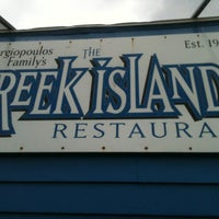 Photo taken at Greek Islands Restaurant by Phil J. on 4/18/2013