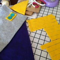 Photo taken at Jolt Sewing Headquarters by Jessica K. on 10/27/2012