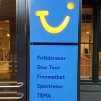 Photo taken at TUI Nordic HQ by Marcus N. on 12/20/2013