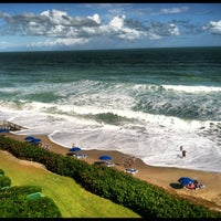 Photo taken at Vistana Beach Club by Alex S. on 11/17/2012